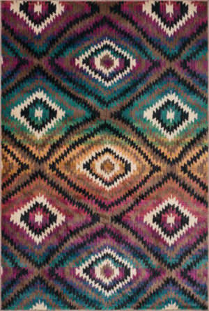 Loloi Sierra SB-01 Brown / Multi Area Rug