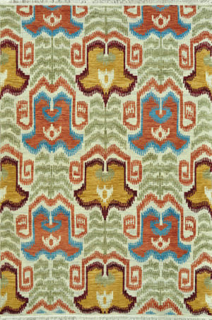 Loloi Spencer Sc-03 Hm Collection Ivory / Coastal Area Rug