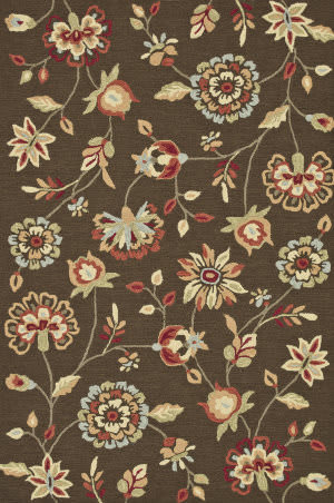 Loloi Summerton Sumrsrs02 Brown Area Rug