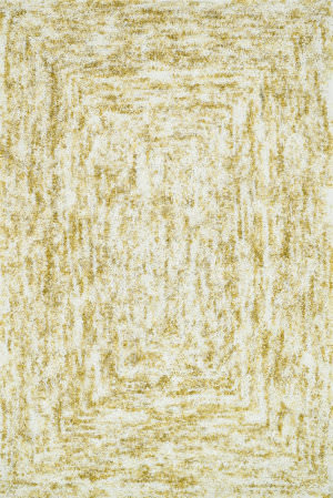 Loloi Spirit Shag Sx-01 Citron Area Rug