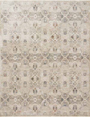 Loloi Theia The-06 Granite - Ivory Area Rug