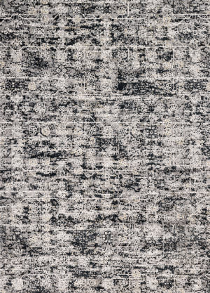 Loloi Torrance Tc-03 Grey - Ink Area Rug