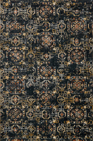 Loloi Torrance Tc-12 Midnight Area Rug