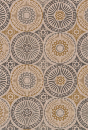 Loloi Vero Vo-08 Grey - Gold Area Rug