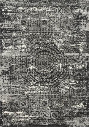 Loloi Viera Vr-11 Graphite - Black Area Rug