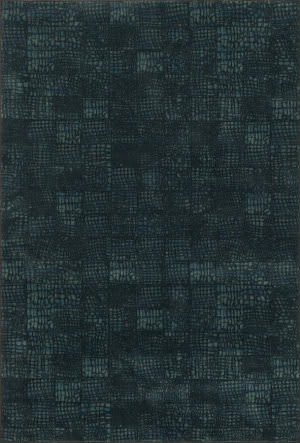 Loloi Vista VT-04 Black / Blue Area Rug