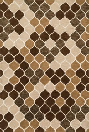 Loloi Weston Hws15 Neutral / Brown Area Rug