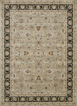 Loloi Welbourne Wl-04 Tan / Charcoal Area Rug