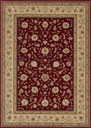 Loloi Welbourne Wl-05 Red-Beige Area Rug