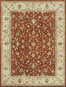 Loloi Yorkshire YK-03 Rust Light Gold Area Rug