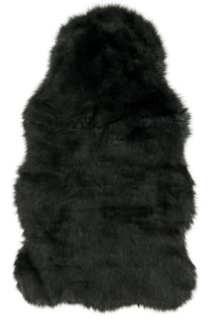 Loloi Yukon Shag Yu-01 Charcoal - Black Area Rug