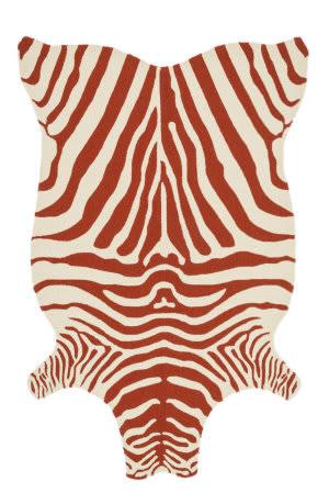 Loloi Zadie Zadizd-01 Red / Ivory Area Rug