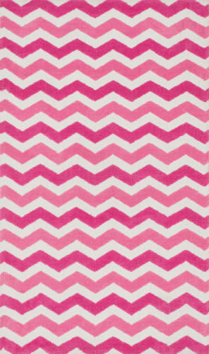 Loloi Zoey Zo-07 Pink Area Rug