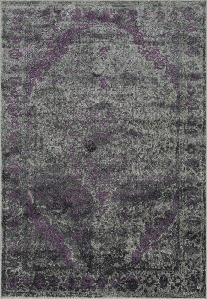 Loloi Elton Eo 03 Pewter Purple Rug Studio