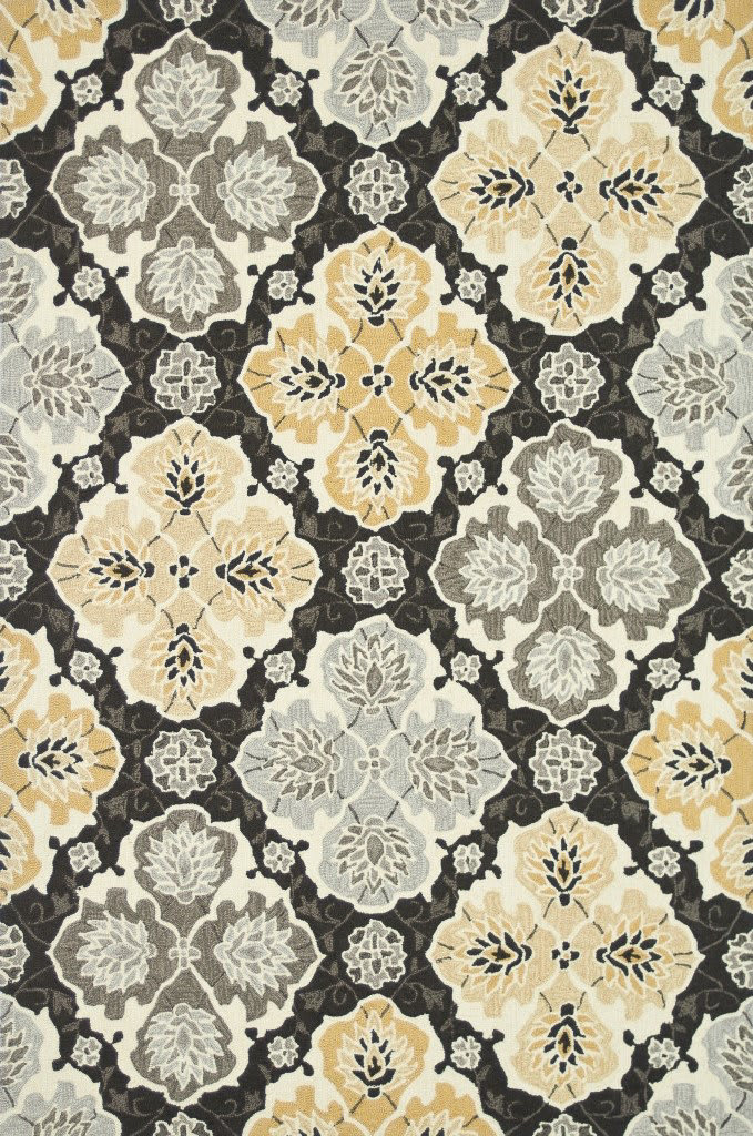 Loloi Francesca Fc 25 Charcoal Multi Area Rug 92102