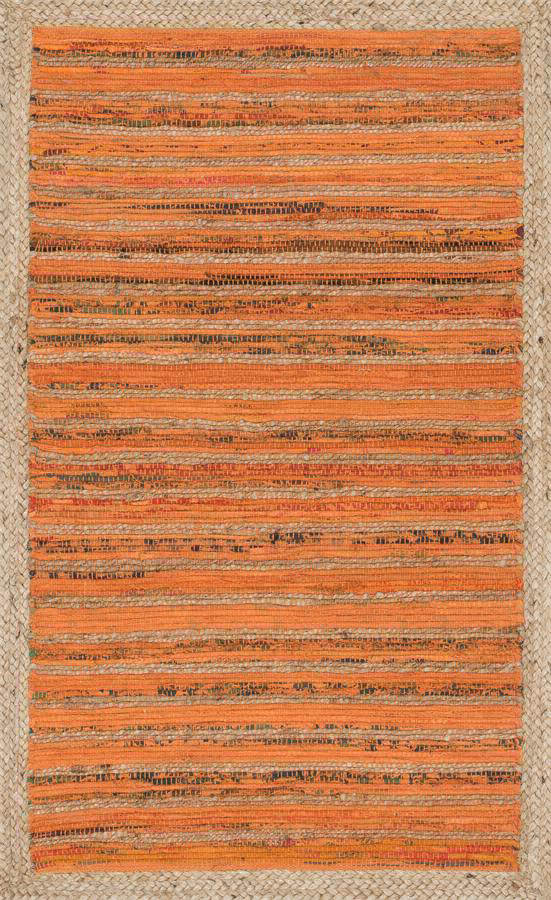 Loloi Gavin Gv 01 Orange Area Rug Clearance 113495