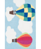 Loloi Angelou AN-02 Blue Sky / Multi Area Rug