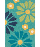Loloi Angelou AN-26 Green / Blue Area Rug