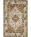 Loloi II Beatty Bea-01 Ivory - Rust Area Rug