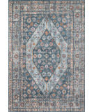 Loloi Clara Cla-02 Blue - Light Blue Area Rug
