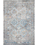 Loloi II Dante Dn-03 Granite - Light Blue Area Rug