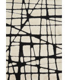 Loloi Enchant En-29 White - Black Area Rug