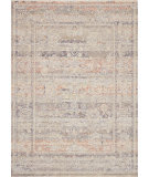 Loloi Faye FAY-09 Denim - Rust Area Rug