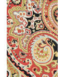 Loloi Francesca Fc-09 Red / Black Area Rug