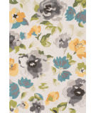 Loloi Francesca FC-39 Grey / Yellow Area Rug