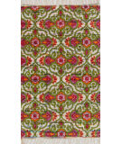 Loloi Aria AR-24 Green / Pink Area Rug