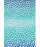 Loloi Cassidy CD-09 Aqua / Blue Area Rug