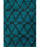 Loloi Cosma CO-01 Blue / Charcoal Area Rug