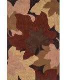 Loloi Flora FL-03 Brown / Beige Area Rug