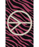 Loloi Skylar SK-02 Pink / Ivory Area Rug