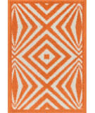 Loloi Terrace TC-04 Ivory / Orange Area Rug