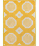 Loloi Terrace TC-07 Lemon / Ivory Area Rug
