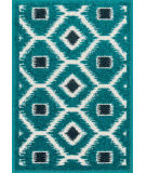 Loloi Terrace TC-08 Teal / Navy Area Rug