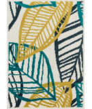 Loloi Terrace TC-17 Ivory / Tropical Area Rug
