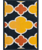 Loloi Terrace TC-19 Navy / Lemon Area Rug