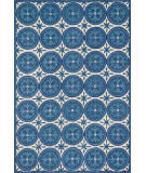 Loloi Taylor Hty12 Ivory / Blue Area Rug