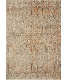 Loloi Lourdes LOU-05 Ivory - Orange Area Rug
