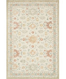 Loloi Norabel Nor-03 Ivory - Rust Area Rug