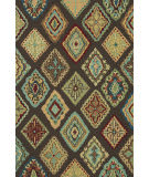 Loloi Olivia Olvahol02 Brown / Multi Area Rug