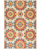 Loloi Oasis OS-11 Red / Multi Area Rug