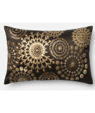 Loloi Pillow P0441 Brown - Gold