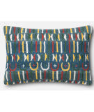 Loloi Pillow P0404 Blue - Multi