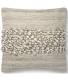 Loloi Justina Blakeney Pillows P0805 Smoke Area Rug