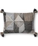 Loloi Pillows P0730 Black - Multi