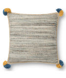 Loloi Justina Blakeney Pillows P0804 Blue - Multi Area Rug