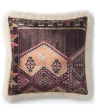 Loloi Pillows P0797 Multi - Ivory
